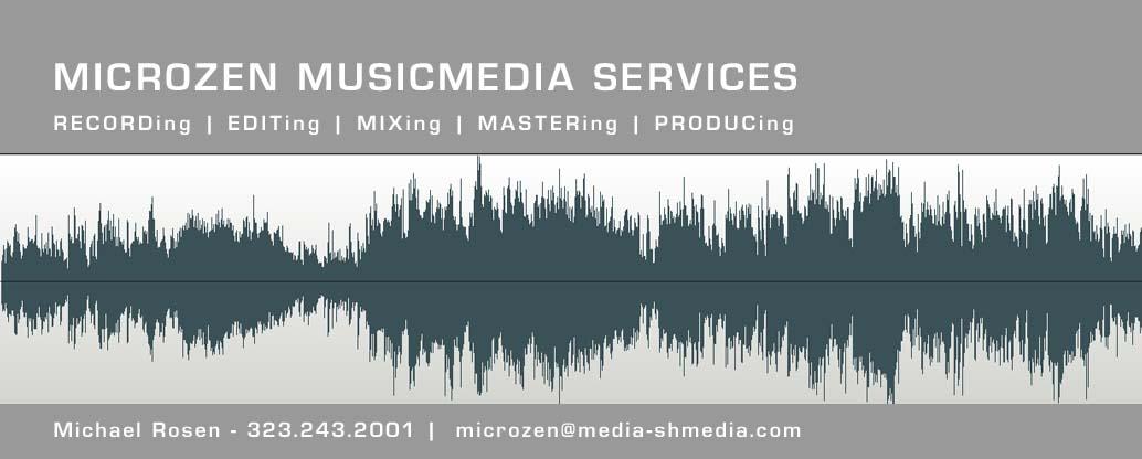 Michael Rosen audio editor